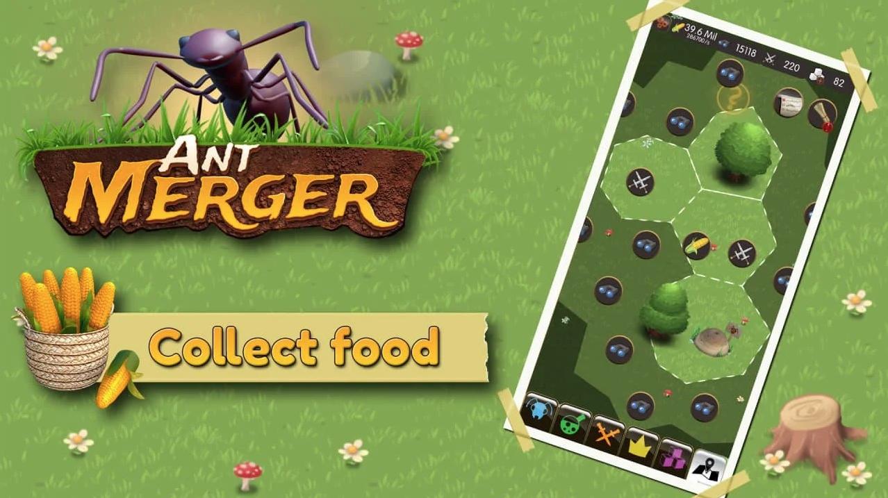 Ant Merger