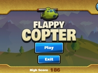 Flappy Copter - Through danger image 1
