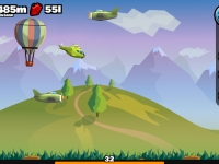 Flappy Copter - Through danger image 4
