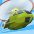 Flappy Copter - Through danger